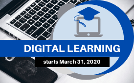 Digital Learning Starts March 31
